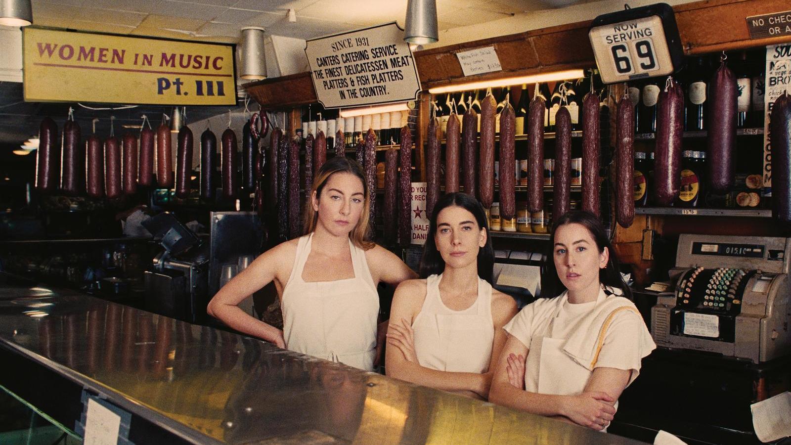 Haim - Women in Music Pt. III