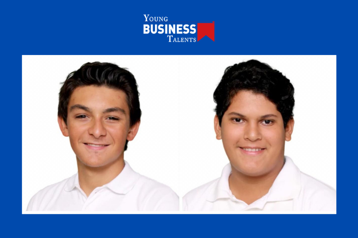 Ganadores de la Séptima Final Nacional de Young Business Talents México