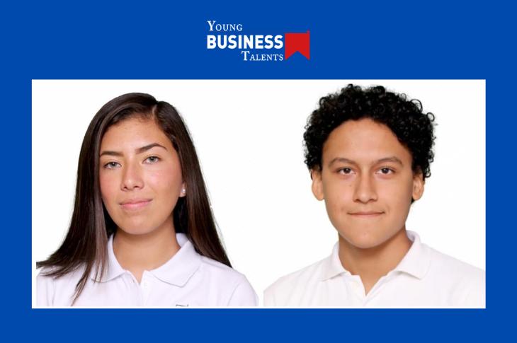 Nicole Ramírez Herrera, la ganadora nos contó cómo fue la experiencia con el simulador empresarial de este programa educativo