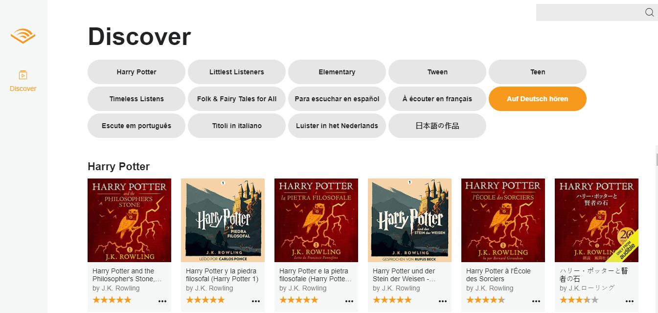 Amazon Audible Stories: 159 audiolibros GRATIS|PandaAncha.mx