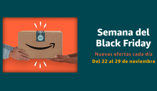 Black Friday 2019 en Amazon México