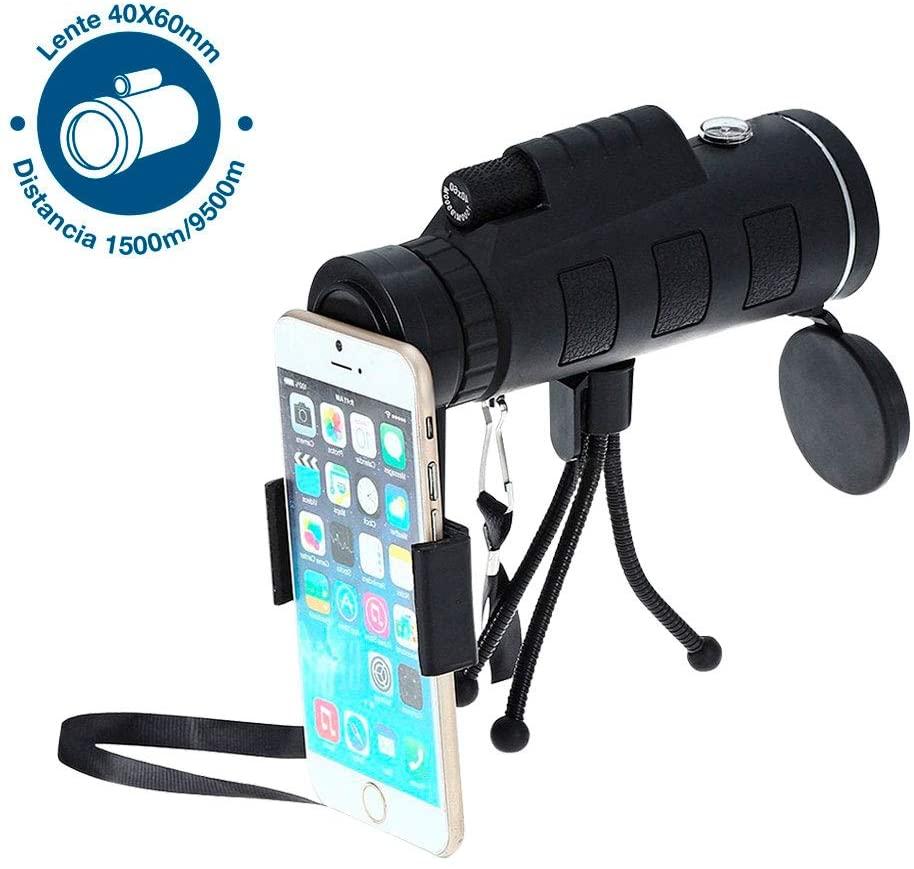 Telescopio para celular con hasta 40% de descuento en Amazon.