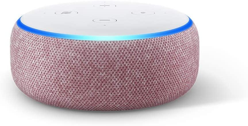 Echo Dot de tercera generación con hasta 40% de descuento en Amazon.