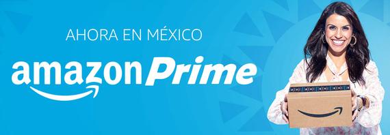 Amazon Prime México