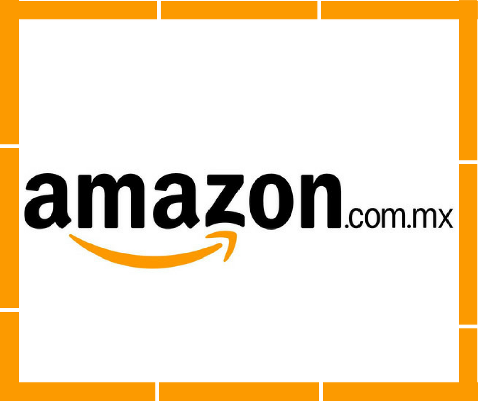 Logotipo de Amazon México