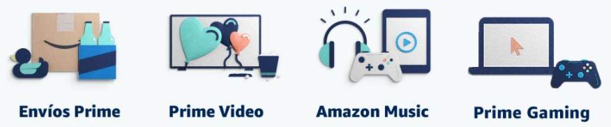 ¿Sabes cuáles son los beneficios de ser miembro Amazon Prime?