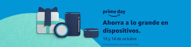 Amazon PRime Day 2020 trae descuentos en dispositivos este 13 y 14 de octubre.