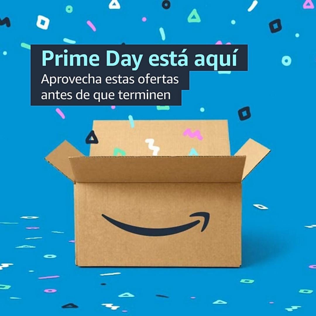 Amazon Prime Day 2021: 48 horas de descuentos  PandaAncha.mx
