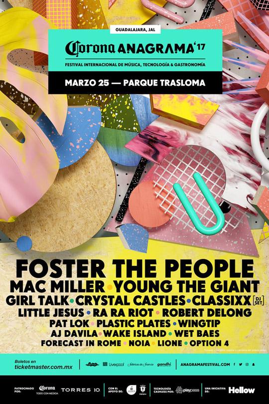 Póster oficial del festival