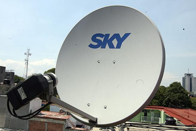 Antena de Sky