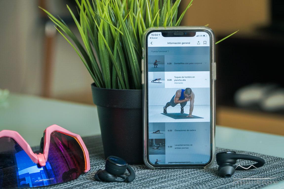 Ejercicio en casa: apps y videos para estar sano en la cuarentena