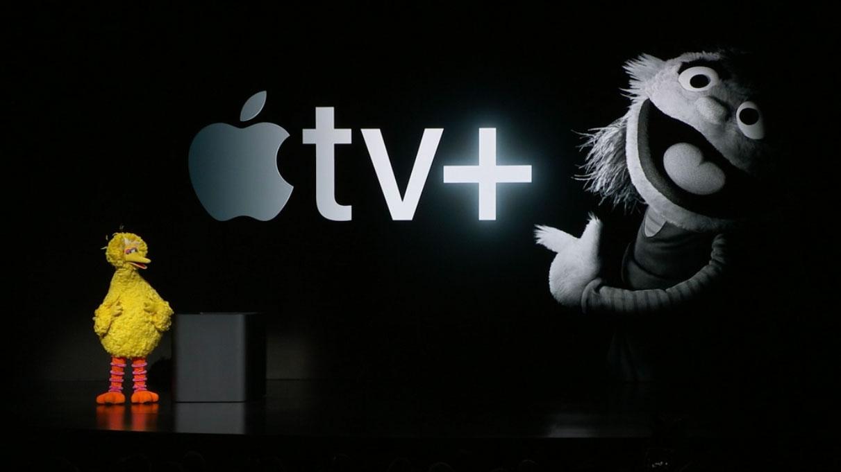 Apple TV+ Sesame Street