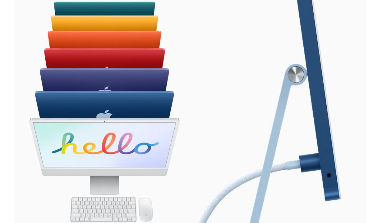 iMac con chip M1 de Apple: características   PandaAncha.mx