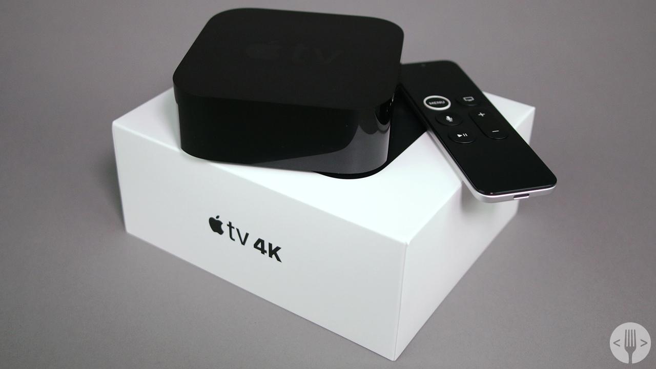 Otras características de Apple TV 4K
