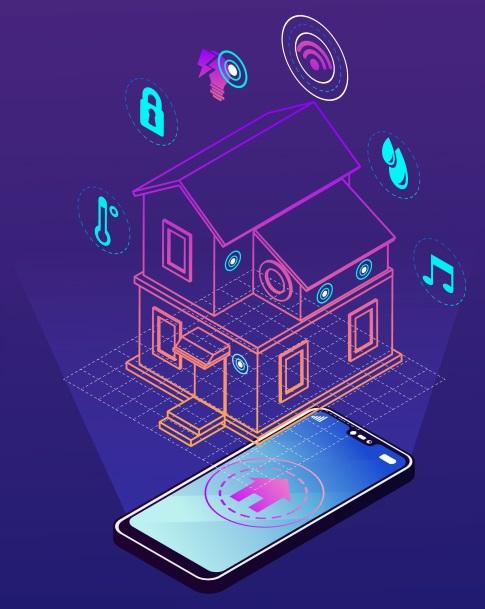 ImagApps móviles que garantizan la seguridad en el hogaren