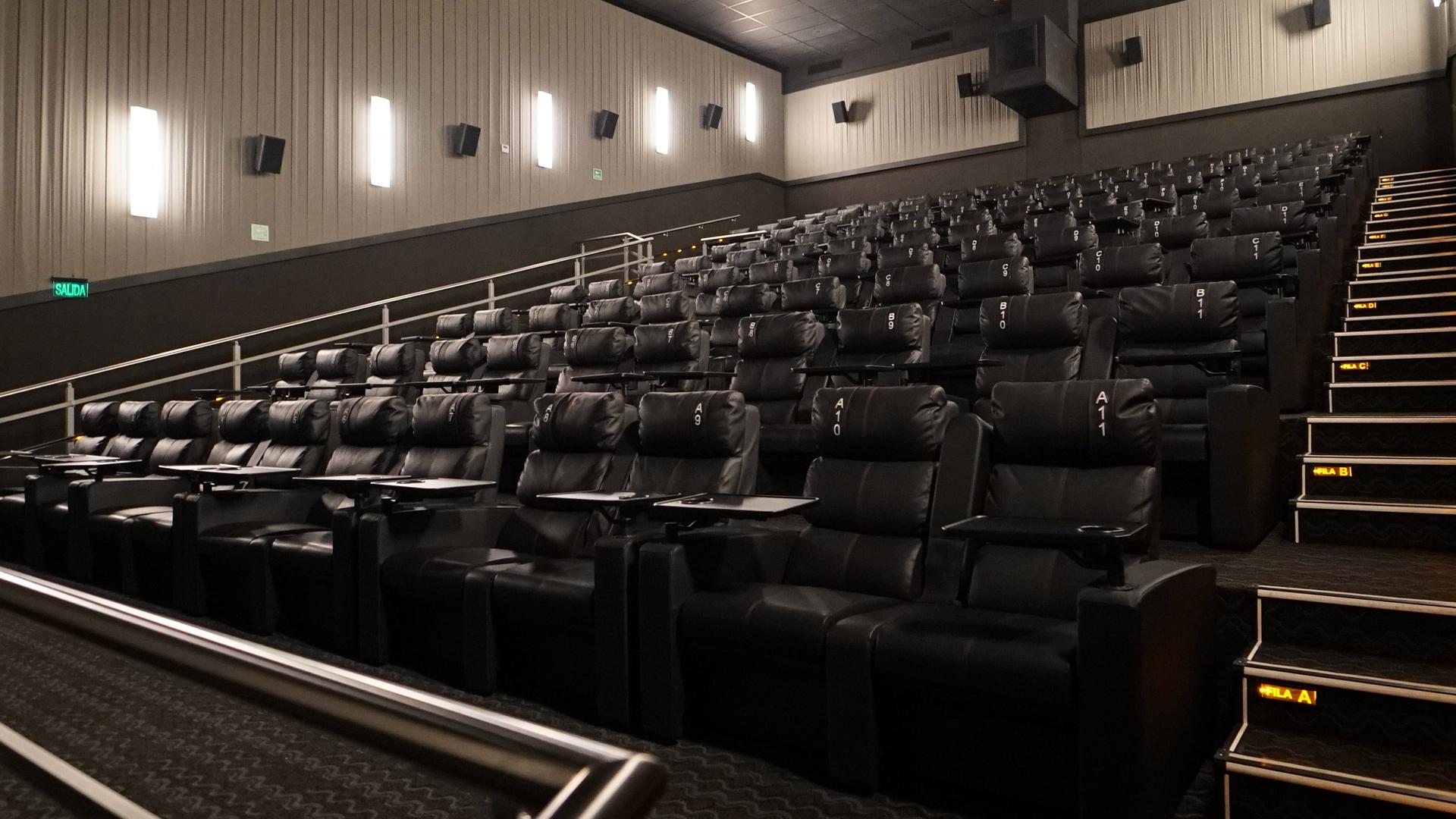 Arena Cinemex