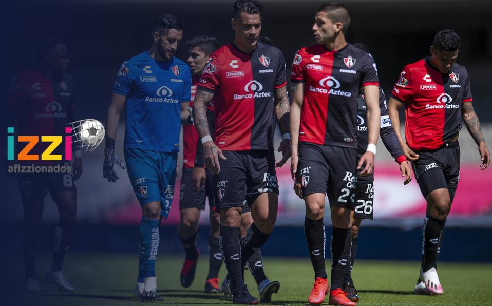 Liga MX: Partidos de Atlas transmitidos en exclusiva por Afizzionados en el Torneo Clausura 2021