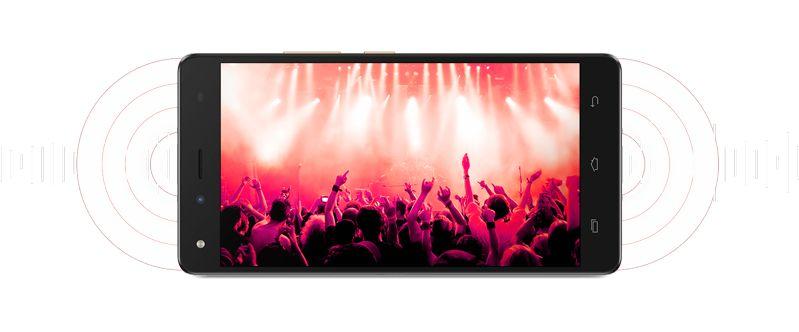 Dirac Stereo Widening de Hot 4 Lite y Pro