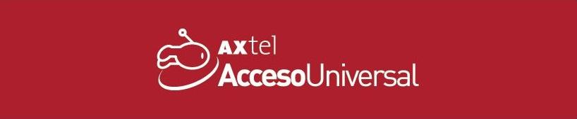 Servicio Axtel Acceso Universal