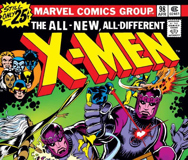 X-men #98