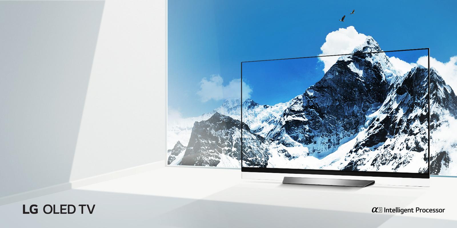 LG explica la diferencia entre sus pantallas LED y OLED