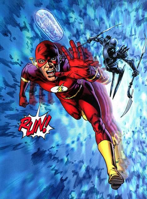 Barry Allen en Final Crisis