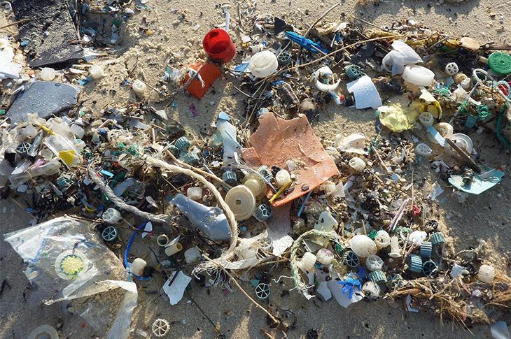 Fujitsu dice adiós al plástico para cuidar de los océanos