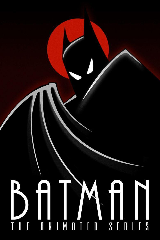 Arte de Batman: The Animated Series