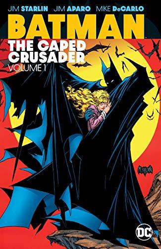 Batman: The Caped Crusader de DC Comics.