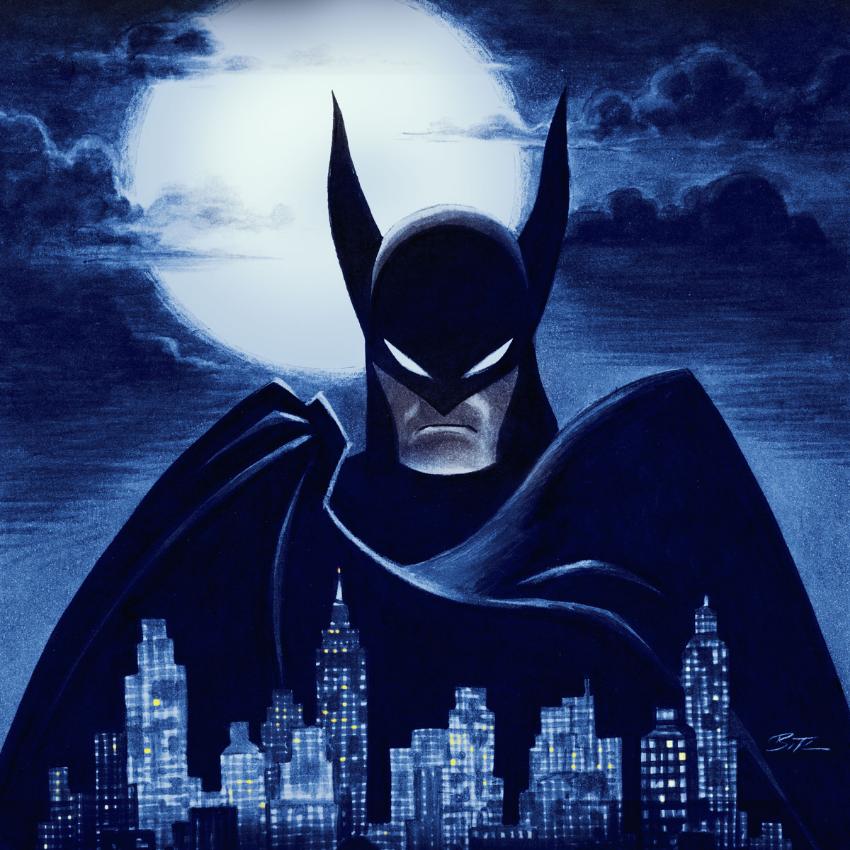 Batman Caped Crusader: serie animada HBO Max |PandaAncha.mx