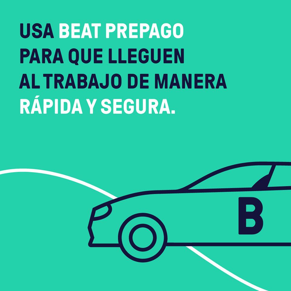 ¿Beat Prepago genera cargos adicionales?