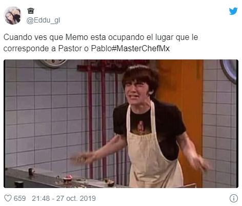 Memes de la semifinal de MasterChef La Revancha