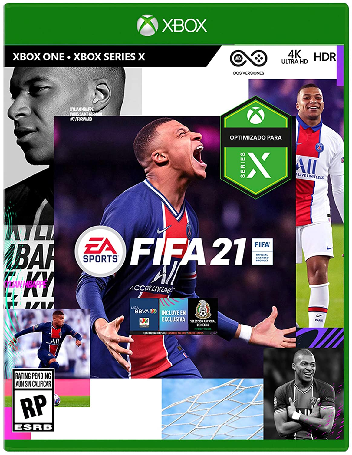 FIFA 21 con descuento por Black Friday en Amazon