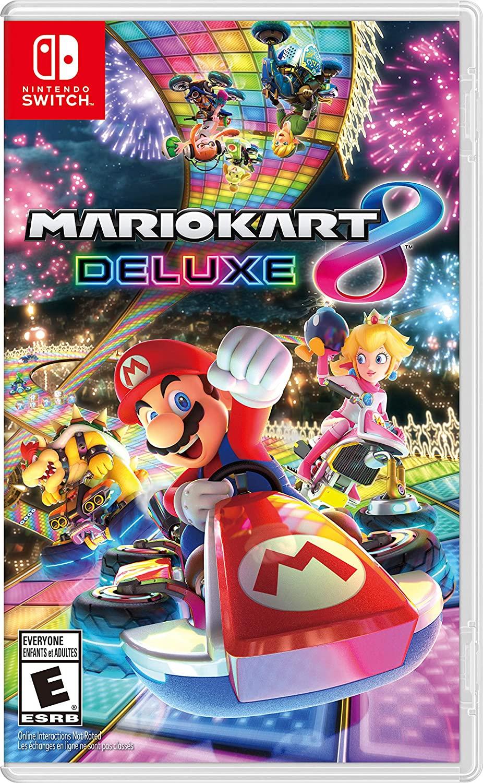 Nintendo Mario Kart Deluxe 8