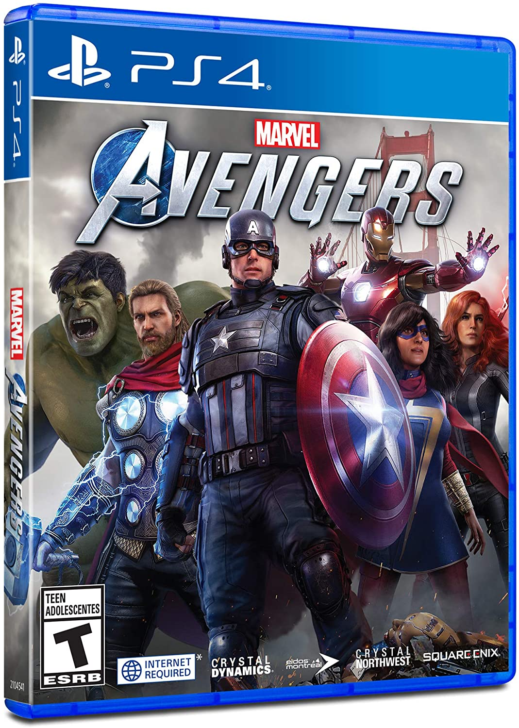 Marvel's Avengers con descuento de Black Friday en Amazon México