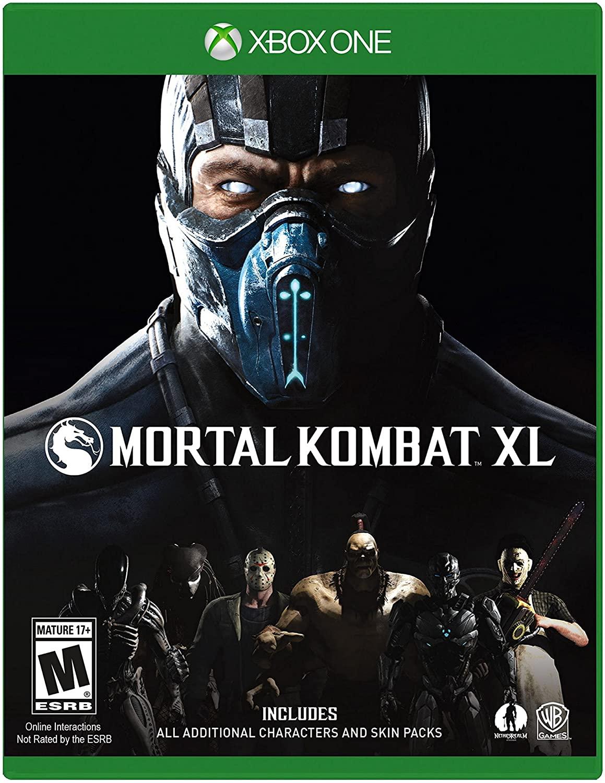 Mortal Kombat XL con descuento en Amazon