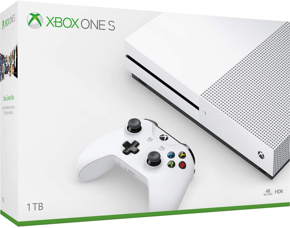 Xbox One de 1 TB con descuento en Amazon por el Black Friday 2020