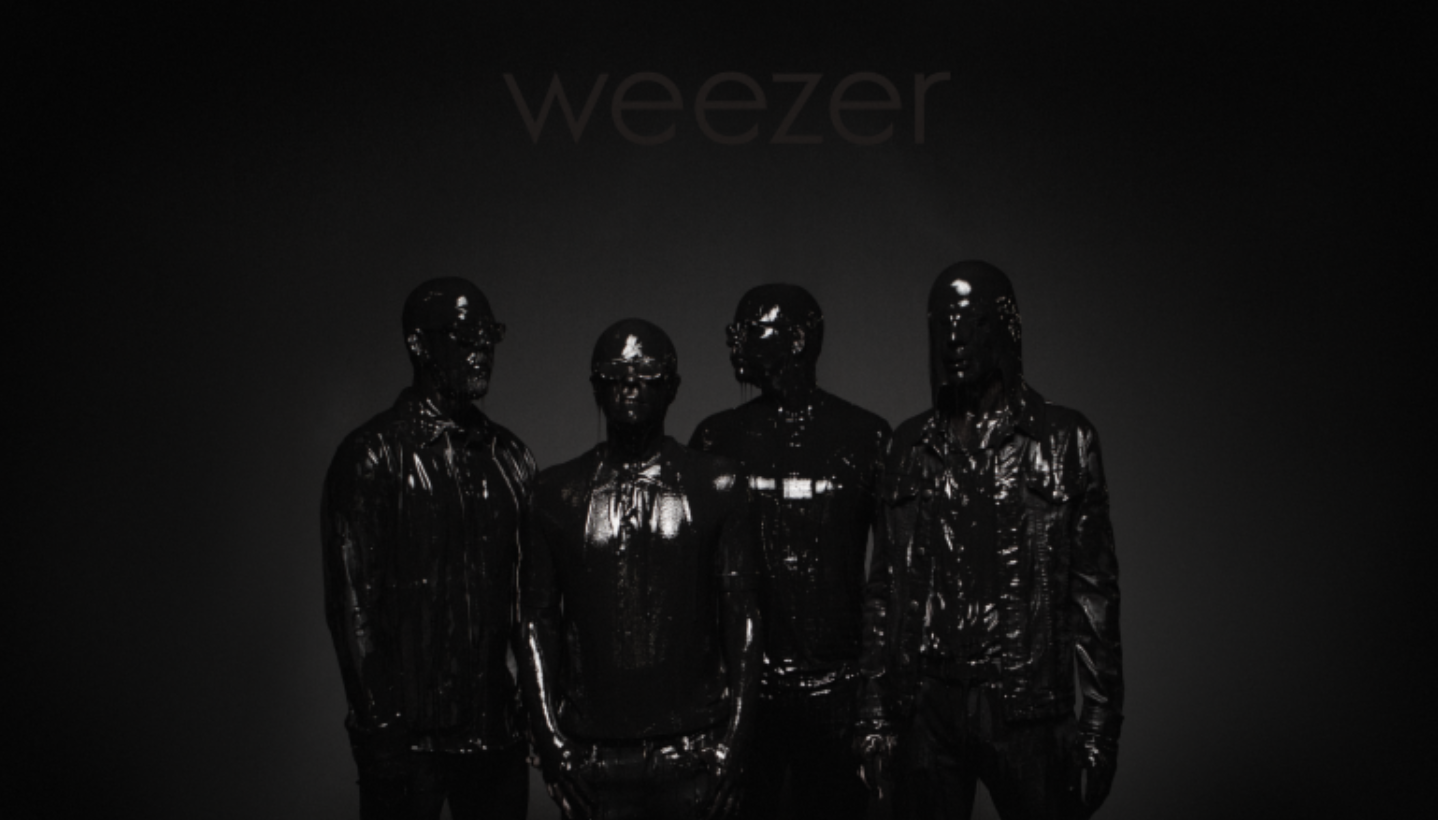 Weezer – The Black Album