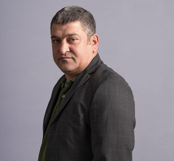 Dani Popescu es el Premier Nazarbayev