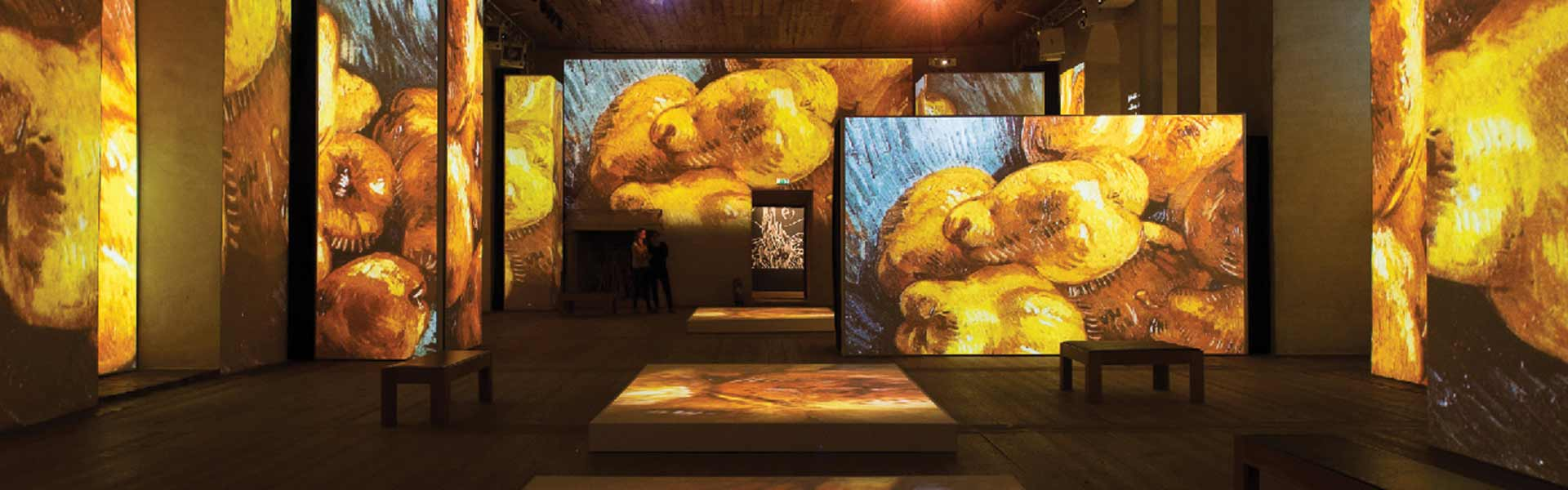 Van Gogh Alive México 2020