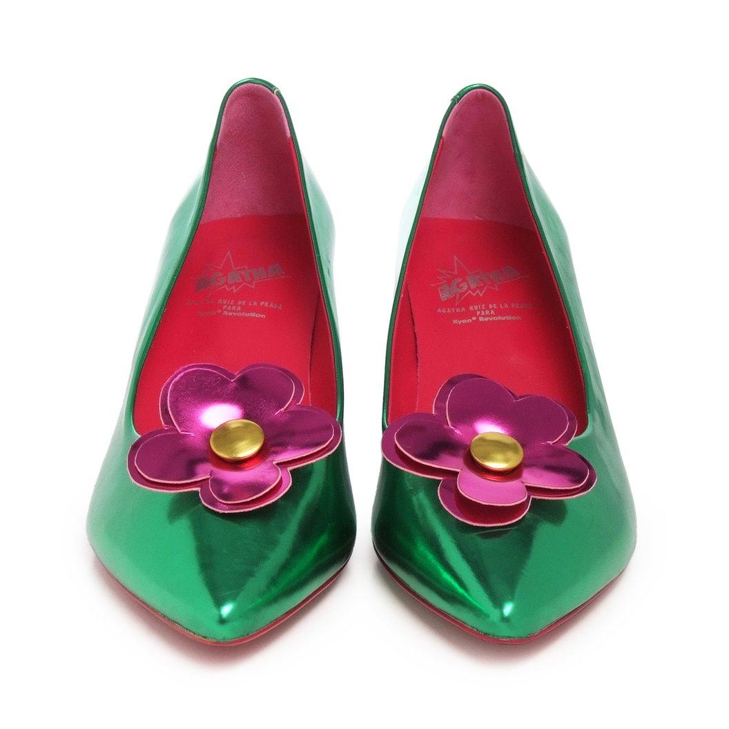 Zapatos Agatha Bosque Silvestre en Cositas de España