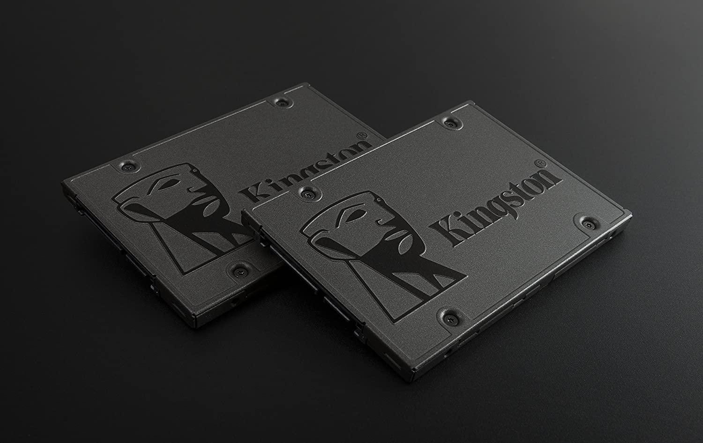 Kingston SSD A400 con descuento en Amazon México