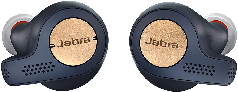 Audífonos inalámbricos Jabra con 4 micófonos para llamadas perfectas.
