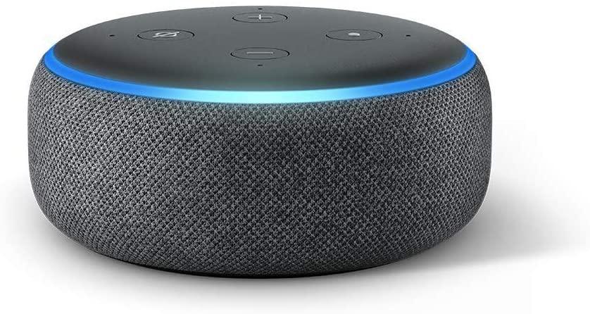Echo Dot de tercera generación en descuento por el Buen Fin 2020 en Amazon México
