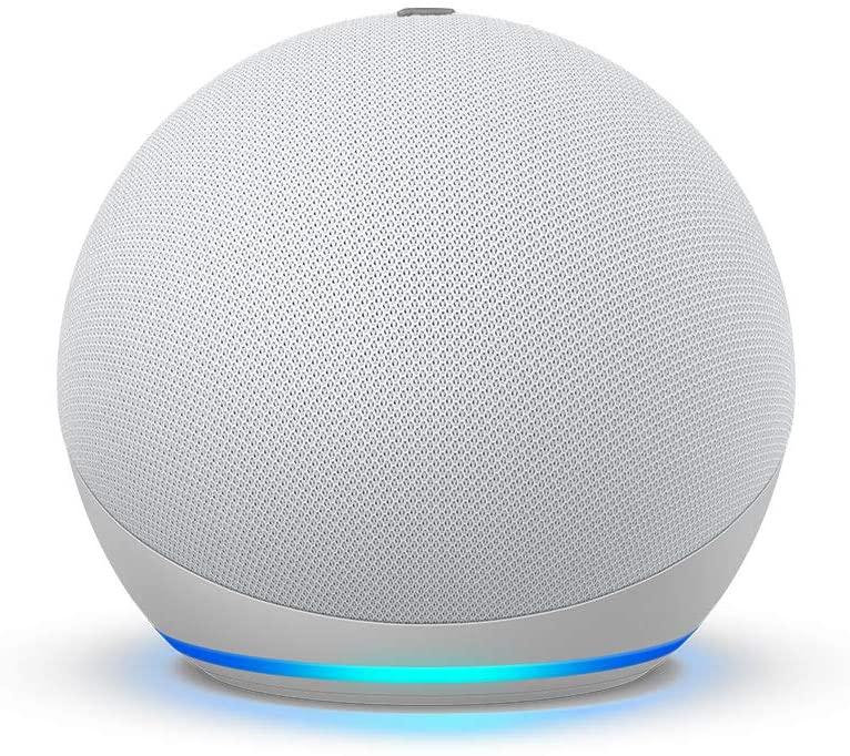 Bocina inteligente Echo Dot con Alexa con super descuento por Buen Fin 2020