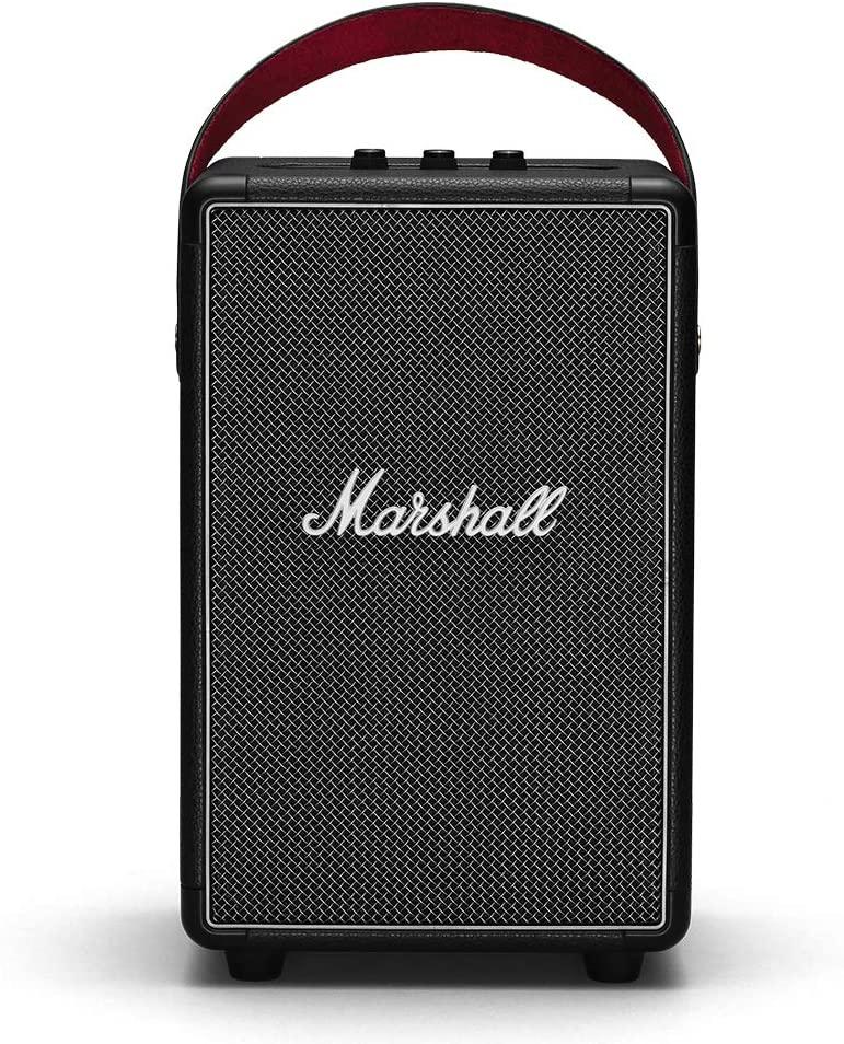 Bocina Marshall Bluetooth Tufton en promoción por el Buen Fin 2020 en Amazon México