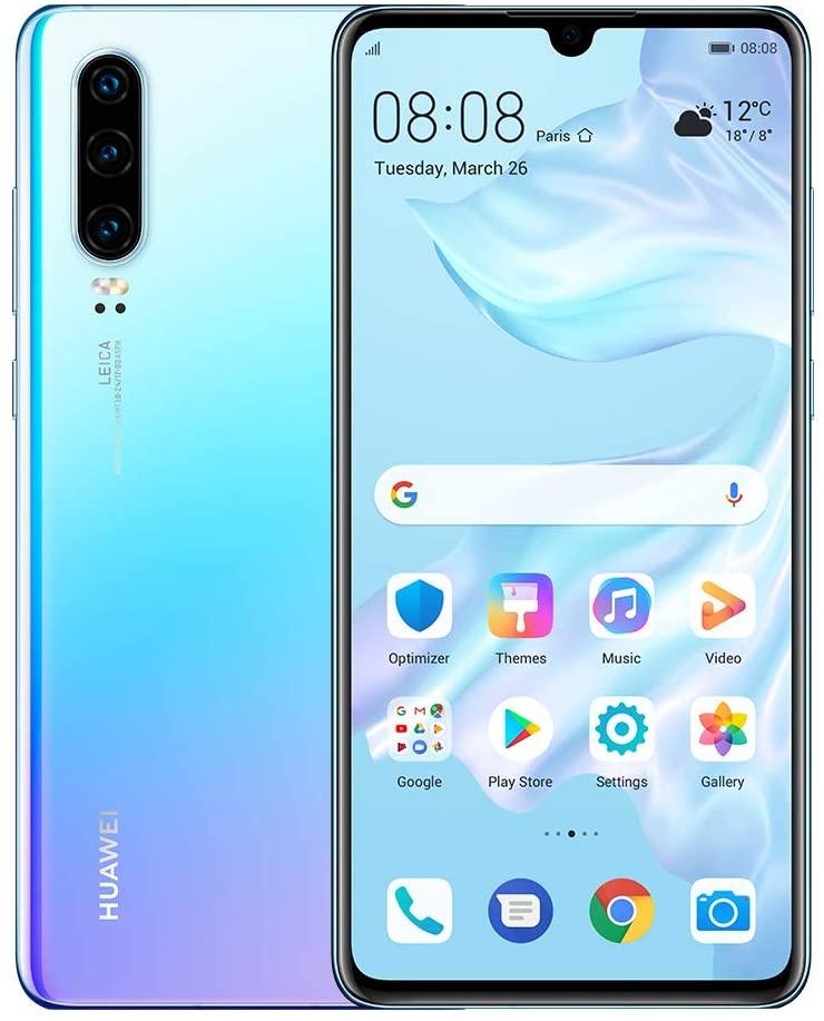 Smartphone Huawei P30 en oferta en Amazon México este Buen Fin 2020