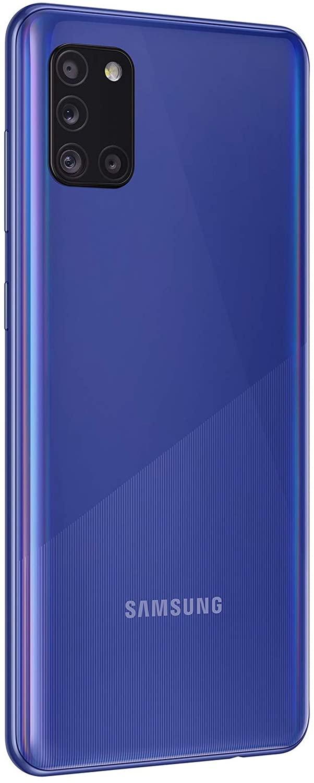 Samsung Galaxy A31 con descuento de Buen Fin 2020 en Amazon México