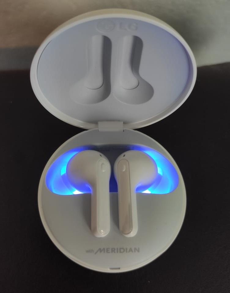 LG TONE Free FN7: Los earbuds que eliminan bacterias, ¿Valen la pena?