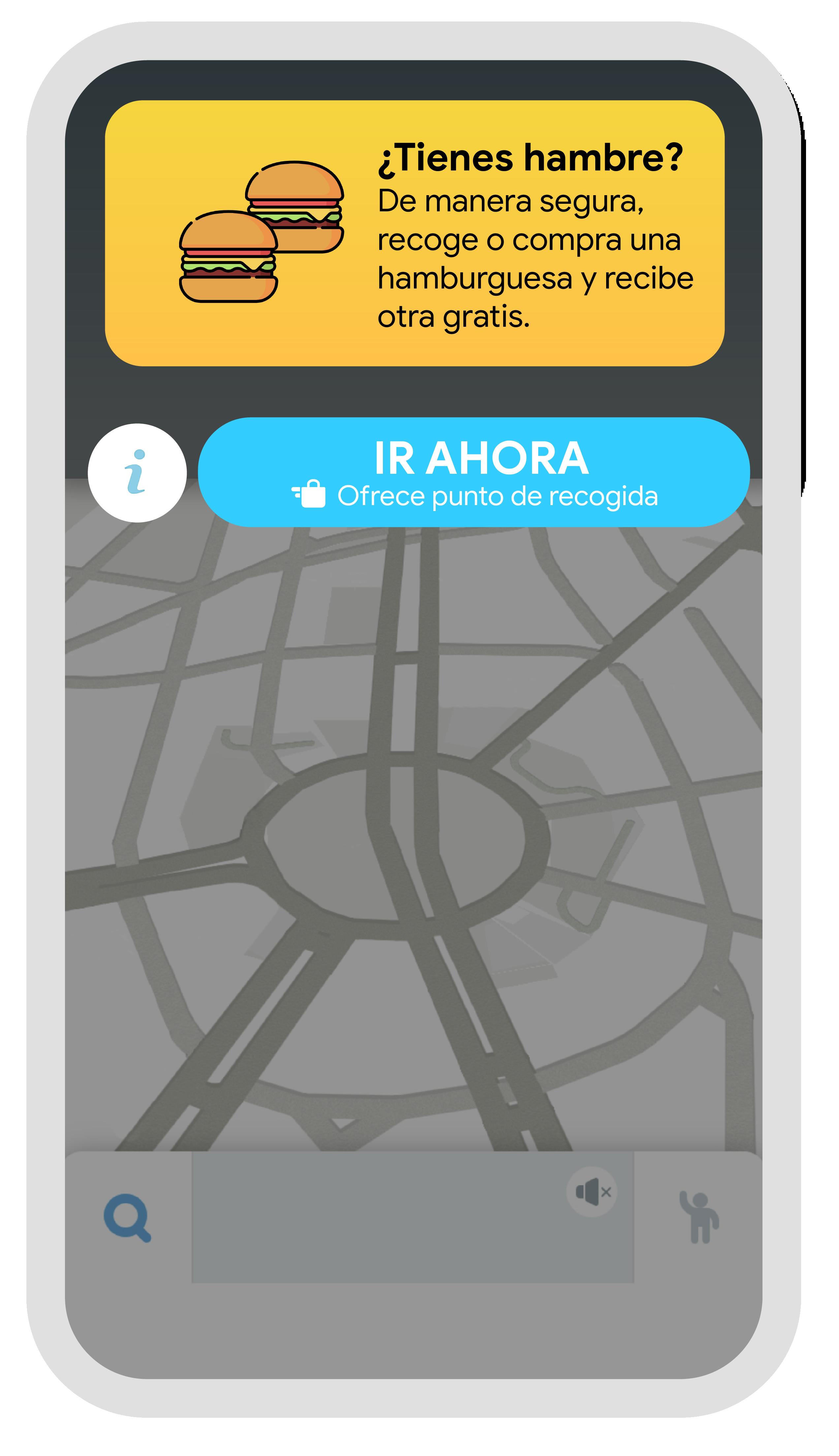 Waze actualizó información sobre los sitios que ofrecen productos con entrega sin que el usuario deba descender del auto para propiciar un contacto mínimo entre personas al adquirir alimentos, medicamentos, y otros productos esenciales.